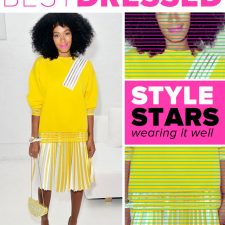 Best Dressed: Hailee Steinfeld, Gia Coppola, Greta Gerwig, Solange Knowles and Other Style Stars