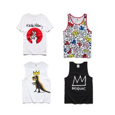 Keith Haring & Jean-Michel Basquiat the Focus of New Forever 21 Collection