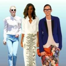 Best Dressed: Jenna Lyons, Kate Bosworth, Diane Kruger, Jaime King, and Other Style Stars