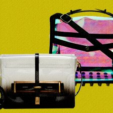 Clear-Cut Clutches and Other Transparent Bags For Under $100