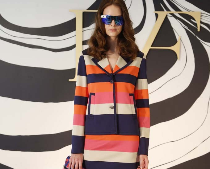 DVF's 2015 Resort Collection