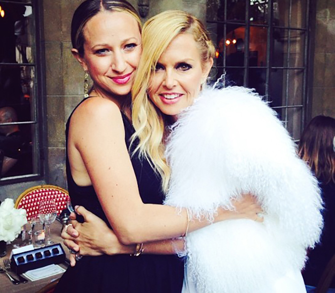 Jennifer Myer And Rachel Zoe