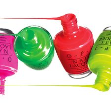 Nail Your Summer Glow: Neons by OPI
