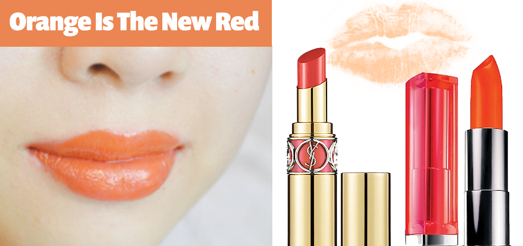 Top 5 Summer Lip Colors Orange Is The New Black