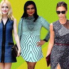Best Dressed: Victoria Beckham, Dakota Fanning, Mindy Kaling and Other Style Stars