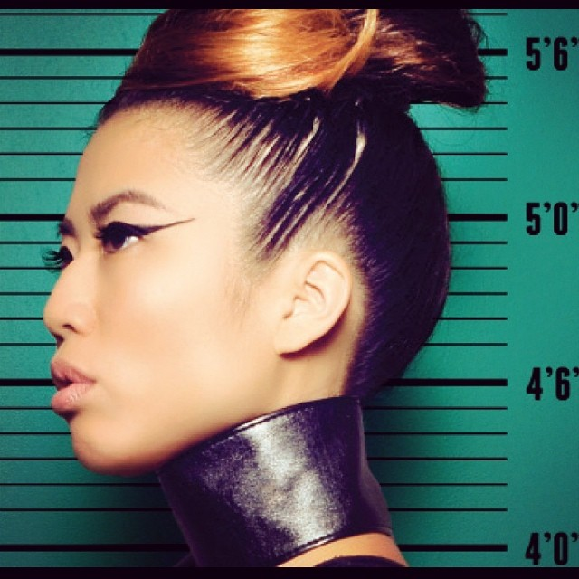 Wanted for unlawful liner length. Suspect has a history of liquid liner abuse and is considered dangerous when armed with luxe liners. #beautysmostwanted #beauty #makeup #eyeliner #obsessedmag #beautyeditorial #editorial #fashioneditorial #cosmetics #mua