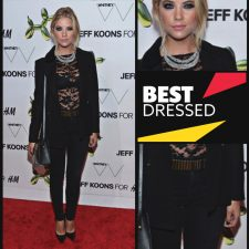 Best Midtown Modern with Downtown Edge:  Ashley Benson in Head-to-Toe H&M