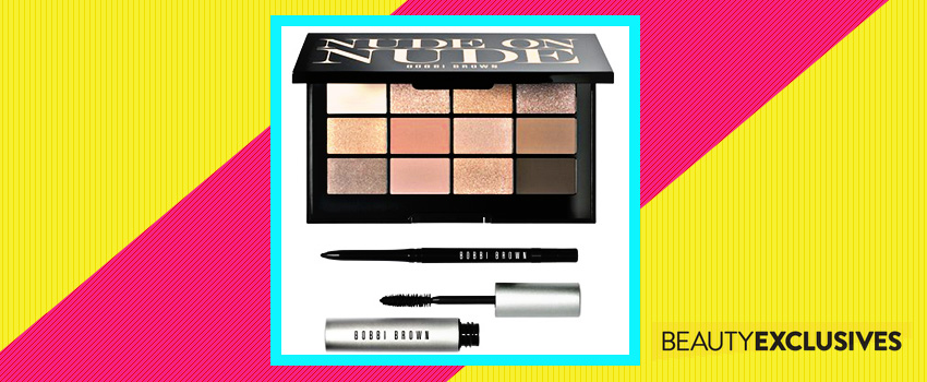 Bobbi Brown 'Nude On Nude' Color Set