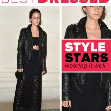 Best Dressed: Emma Watson Rocks Broderie Anglaise Valentino Separates