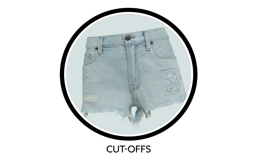 Genetic Denim Crush Stevie Denim Shorts