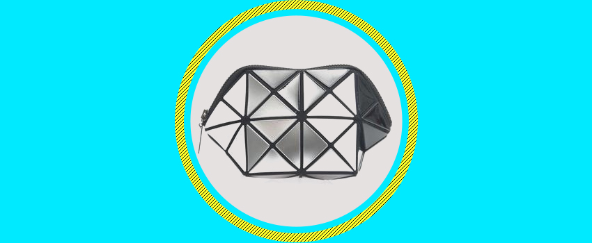 Issey Miyake Bao Bao Lucent Prism Make Up Bag
