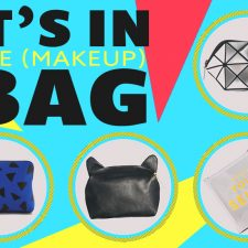 It's In The (Makeup) Bag
