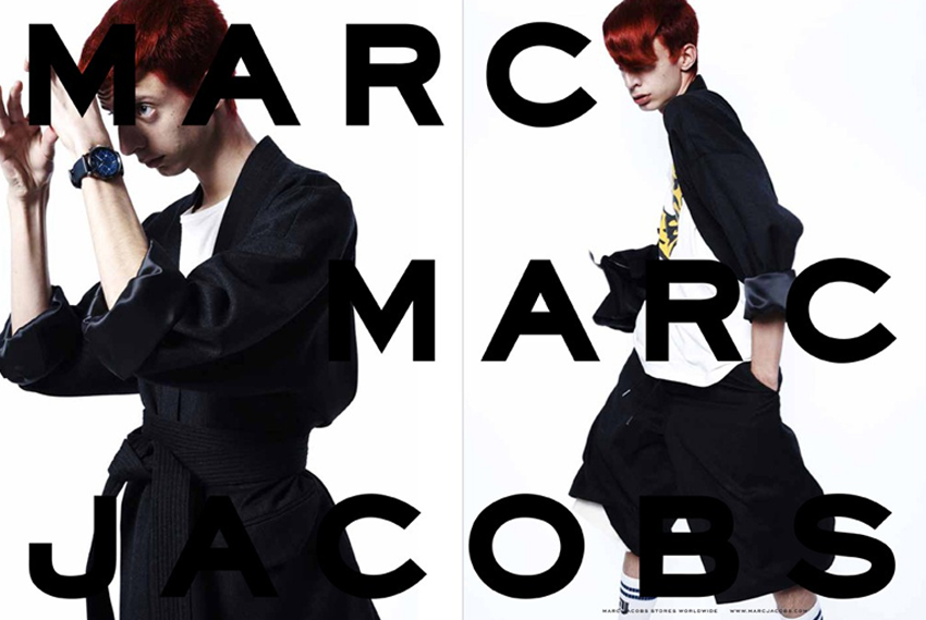 Marc Jacobs Fall 2014 Social Ad Campaign2