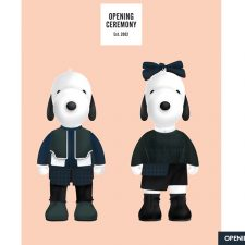 'Peanuts' Siblings Snoopy and Belle Get Fashion Treatment in Upcoming Exhibition