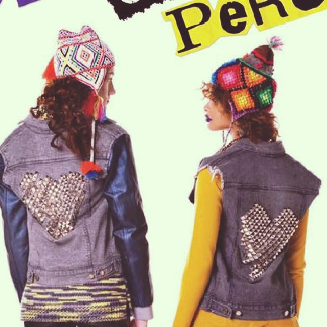 Peruvian style meets punk rock in Perunk! #editorialarchives #perunk #obsessedmag #katereederphotography #peru #fashion #fashionphotography #fashionmagazine