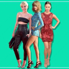 Best Dressed: MTV's Video Music Awards Edition