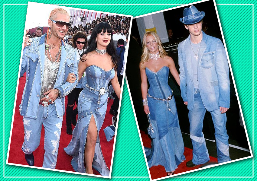 BEST Throwback Katy Perry And Riff Raff