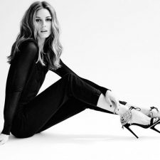 In Her Shoes: Olivia Palermo for Aquazurra (PHOTOS)