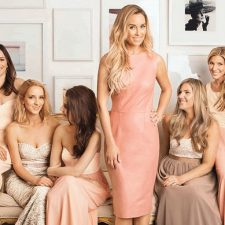 Lauren Conrad Tackles Bridesmaid Dresses in New Paper Crown Collection