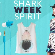Five Under Fifty: Showing Our Killer Shark Week Spirit