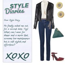 Style Diaries: Second Date Casual