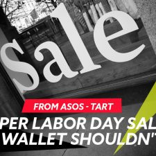 From ASOS to Tarte: Super Labor Day Sales Your Wallet Shouldn't Miss
