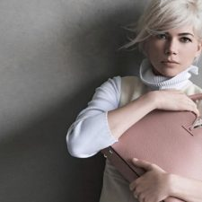 Michelle Williams Returns As the Face of Louis Vuitton's Fall 2014 Handbag Collection
