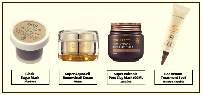 Korean Skincare Lines