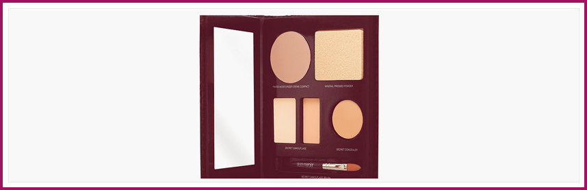 Laura Mercier Tan Flawless Face Book
