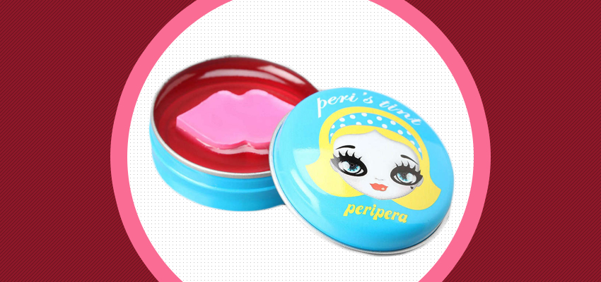 Tint Lip Balm In Cherry Pink