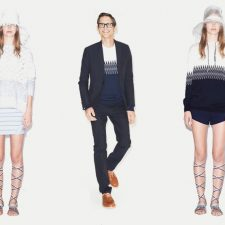Review: Band of Outsiders' Quirky, Cool California-Inspired Collection For Spring '15