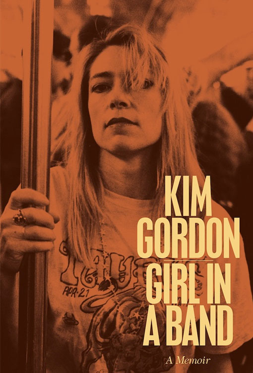 Girl In A Band Kim Gordon Cover