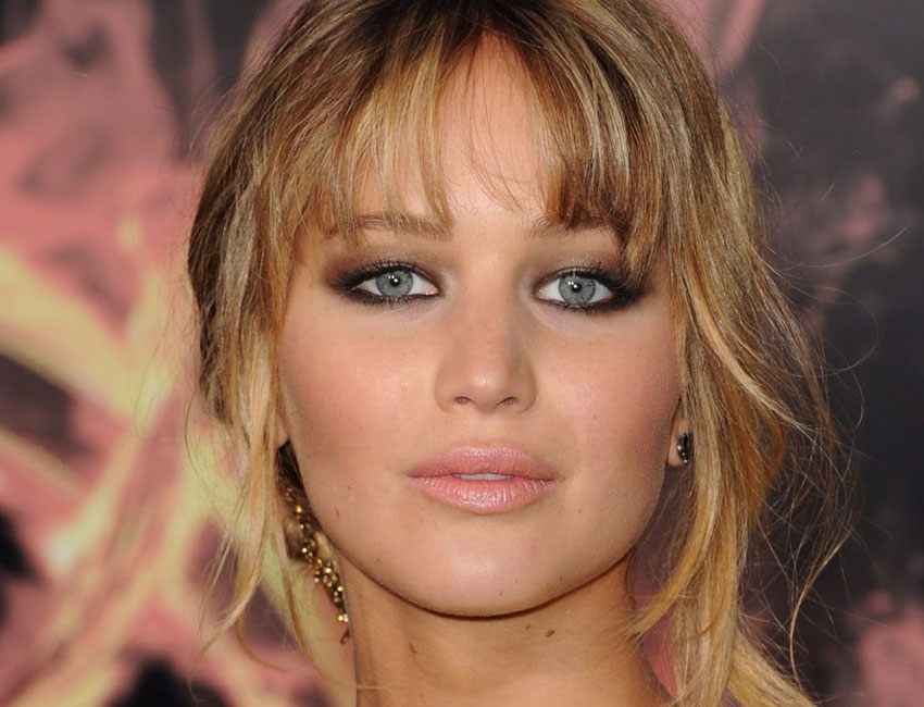 Jennifer Lawrence Blond