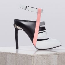 Colorblocking & Cutouts: Prabal Gurung's Spring 2015 Footwear