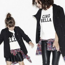 Your Baby Will Soon Have a Cooler Wardrobe Than You with MANGO's New Baby Line