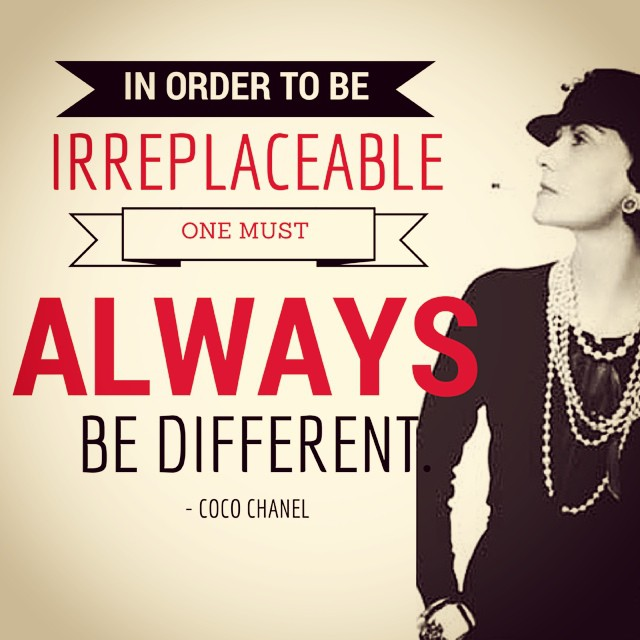 Oh so Chanel. #truth #cocochanel #inspiration