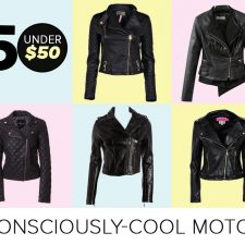 Five Under Fifty:  Consciously-Cool Moto Jackets