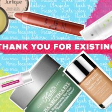 For Thanksgiving, We're Showing Our Beauty Gratitude (and the Products We Can't Live Without)