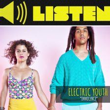 "LISTEN: ""Innocence"" by Electric Youth"