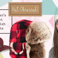 Stay on Top in Winter's most Stylish Hats