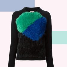 Style: Three Ways to Rock a Furry Sweater