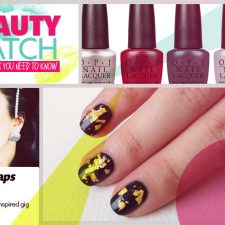 Beauty Watch: Lady Gaga's Selfies, NYE Beauty, OPI's New Nail Colors and more