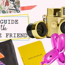 Holiday Gift Guide: 14 Rad Presents for Your Chic Creative Friend