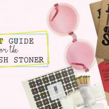 Holiday Gift Guide: 10 Gifts for the Stylish Stoner
