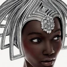 A Philip Treacy x MAC Cosmetics Collaboration is Coming in 2015
