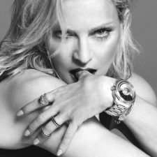Madonna is the New Face of Versace's Spring 2015 Campaign
