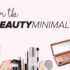 Gifts for the Beauty Minimalist – The Holidazed Issue
