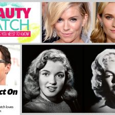 Beauty Watch: Marilyn Monroe Gets a New Gig, Benedict Cumberbatch Loves Concealer, NCLA Launches New Nail Wraps and More