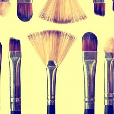 Synthetic vs. Natural Makeup Brushes & When to Use Them