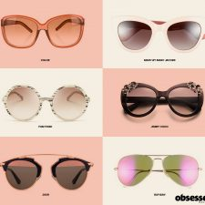 Seeing Spring Through Rose-Colored Sunnies